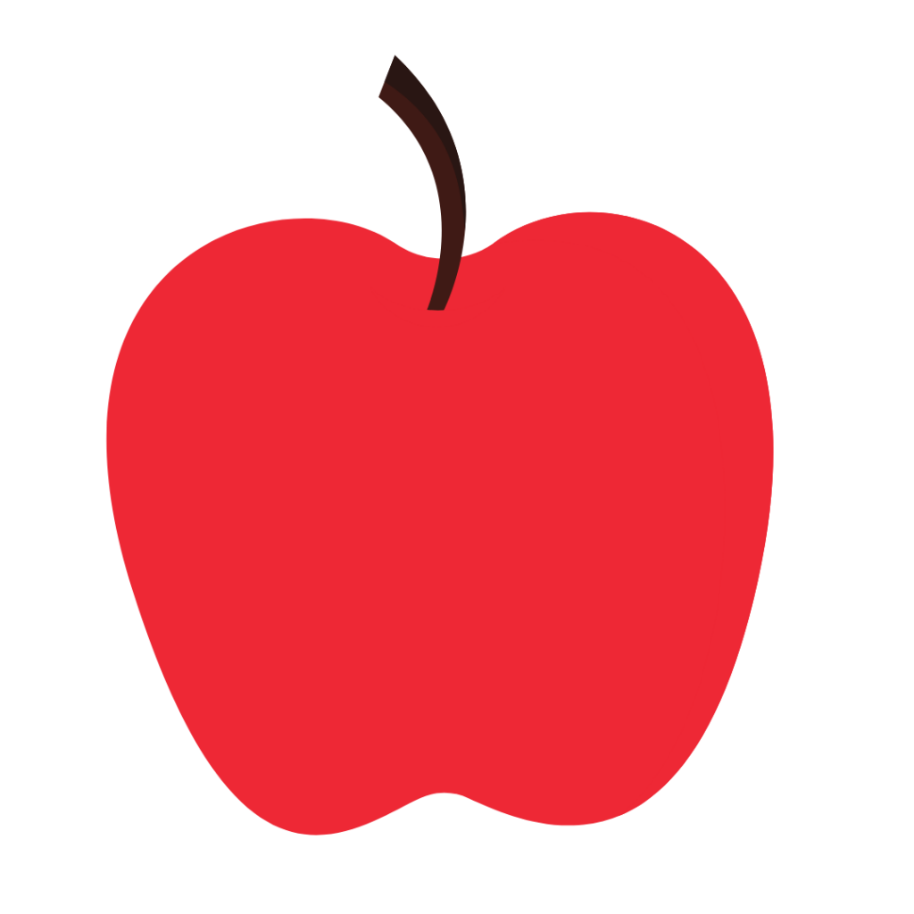 Apple Simple Graphic