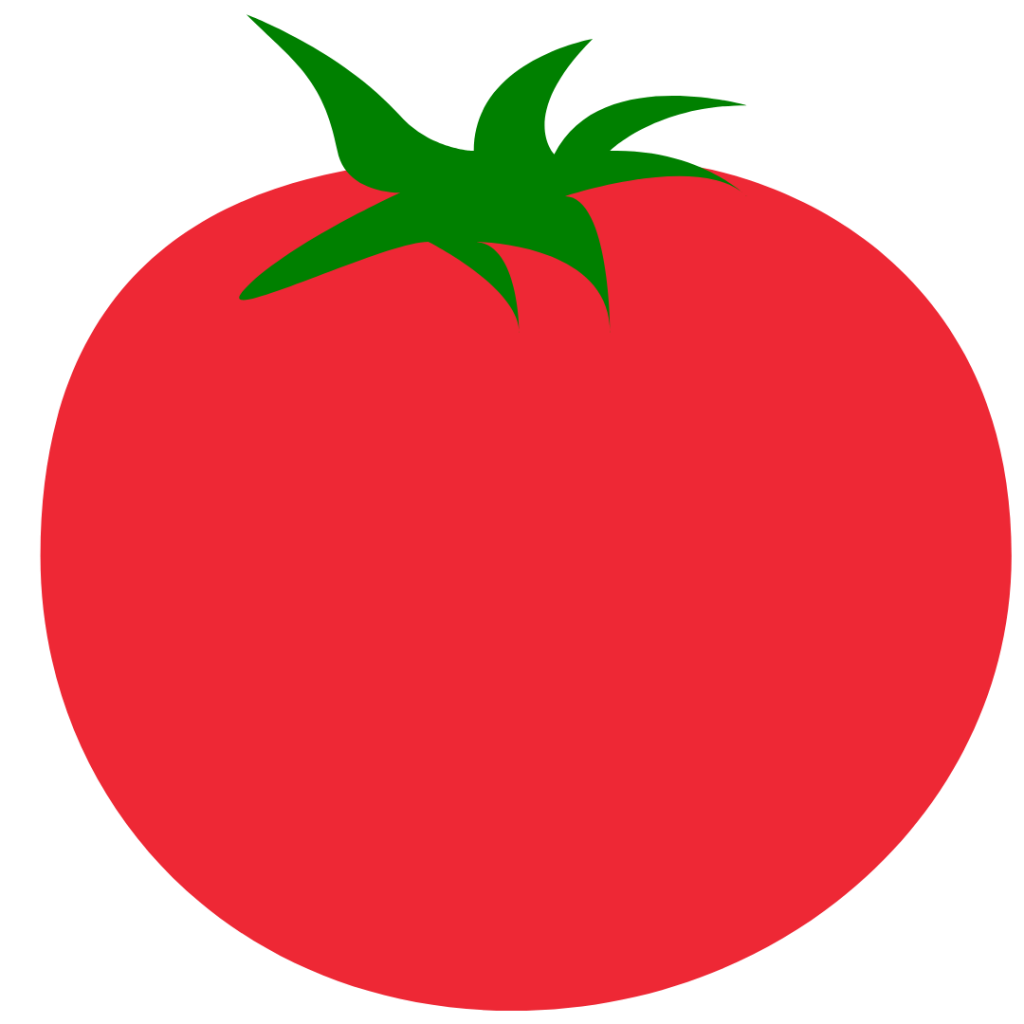 Tomatoes Simple Graphic